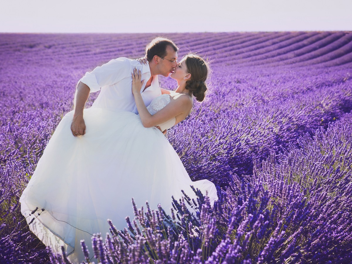 Photographe de mariage en France, Marseille